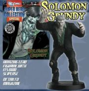 Eaglemoss DC Comics Super Hero Figurine Collection Solomon Grundy Special